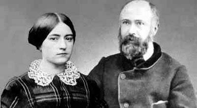 Blesseds Louis and Zelie Martin, parents of St Therese of Lisieux