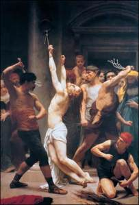 The Scourging at the Pillar