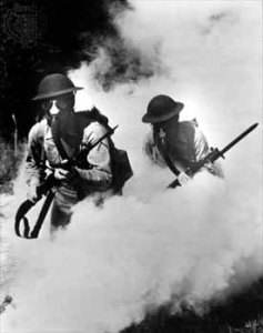 WW1 gas attack 2