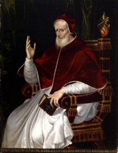 St Pius V - the Pope of the Rosary