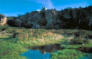 An image of Dalkey Quarry referred to by Fr Doyle in the above quote. Image courtesy of the www.dalkeyhomepage.ie