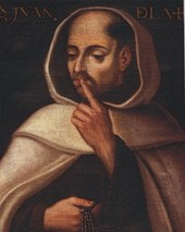 "St John of the Cross: ""Love is repaid by love alone""."